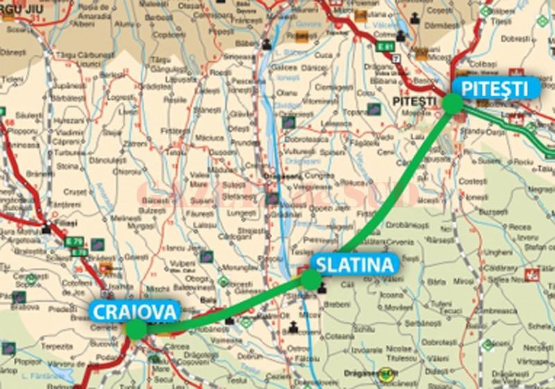 Noi Exproprieri Pe Traseul Drumului Expres Craiova Pitesti In