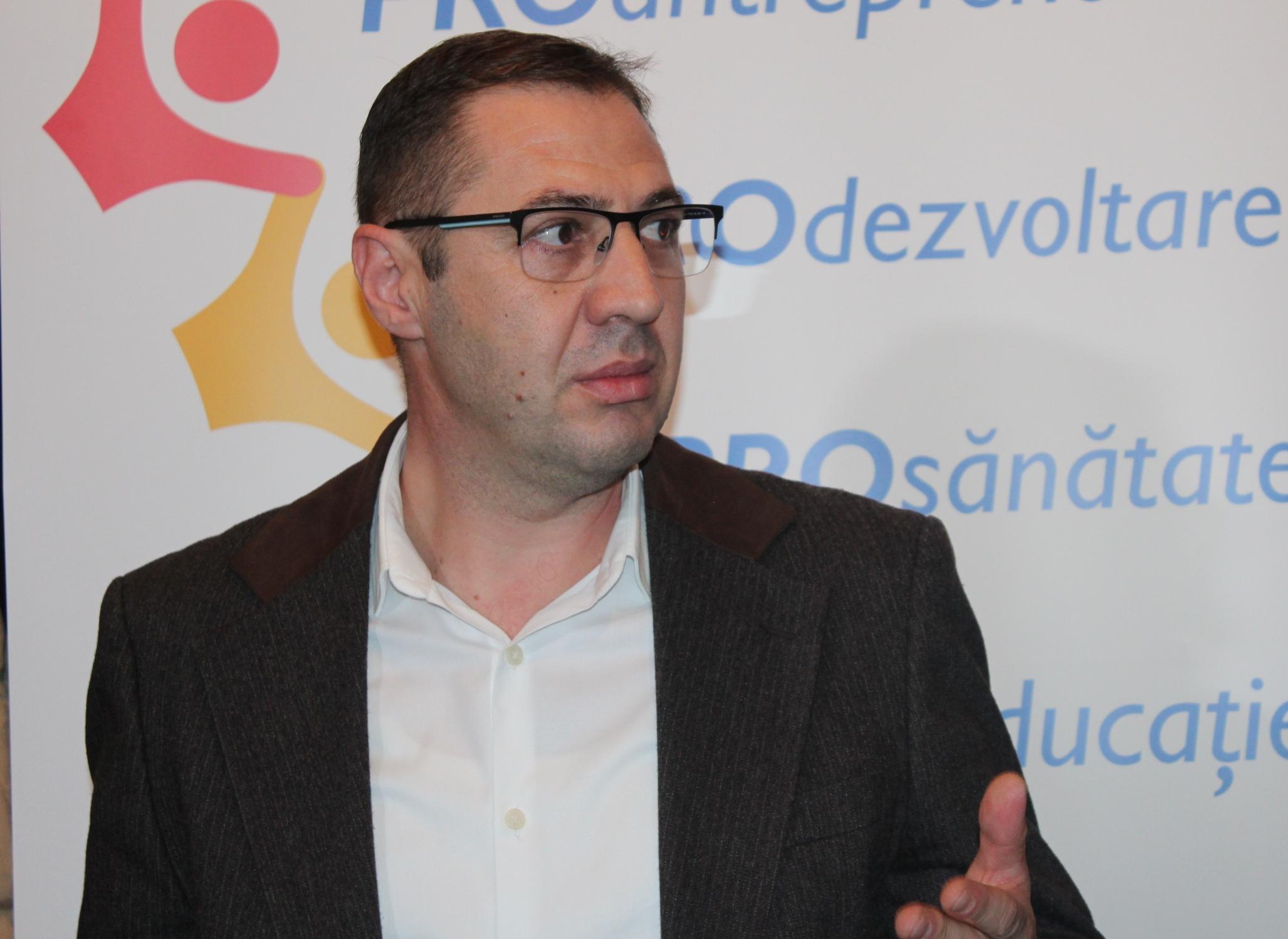 Silvian Dan, coordonator Pro România Olt