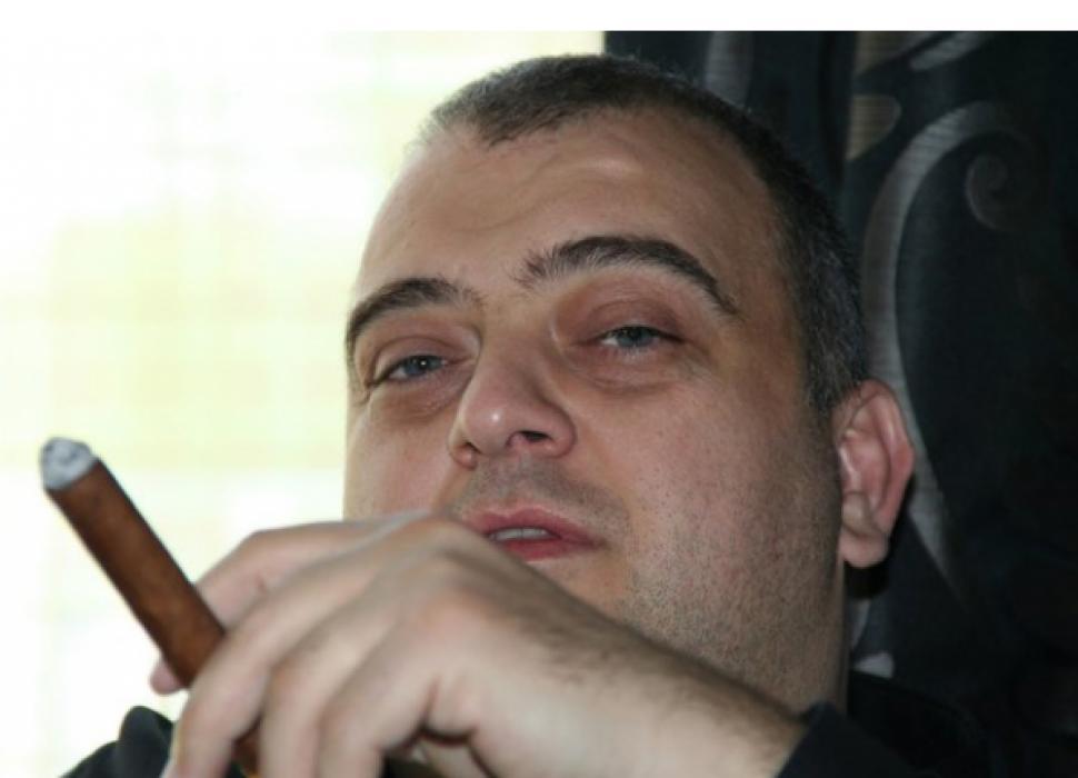 Omul de afaceri libanez Henri Saouma, zis Rico, finul lui Florin Iordache (sursa foto: comisarul.ro)